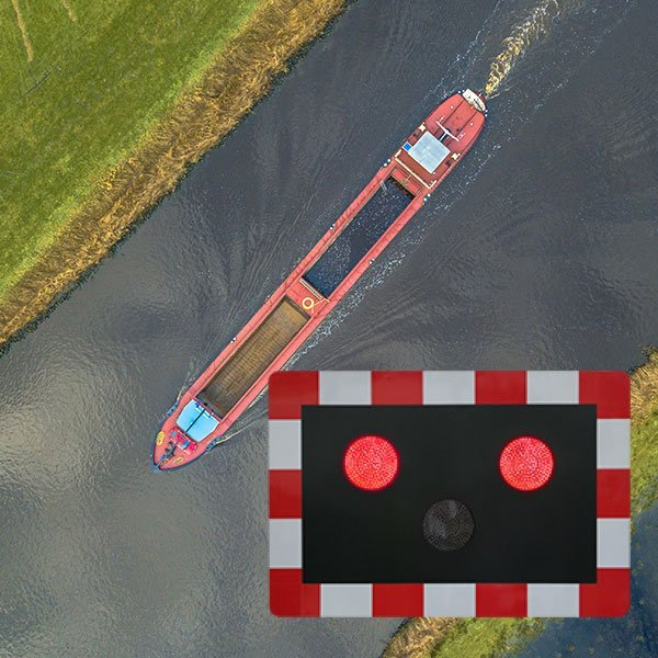 Waterway signs cat image