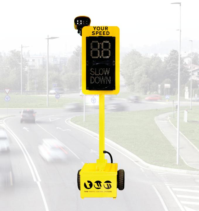 CAPTIS Smart Speed Sign